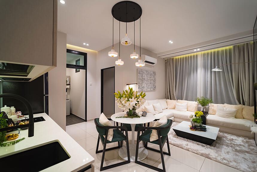 Type A interior