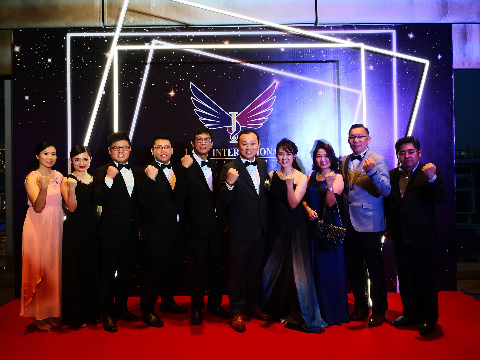 LINBAQ wins Lang International Corporate Titan Awards 2018 image