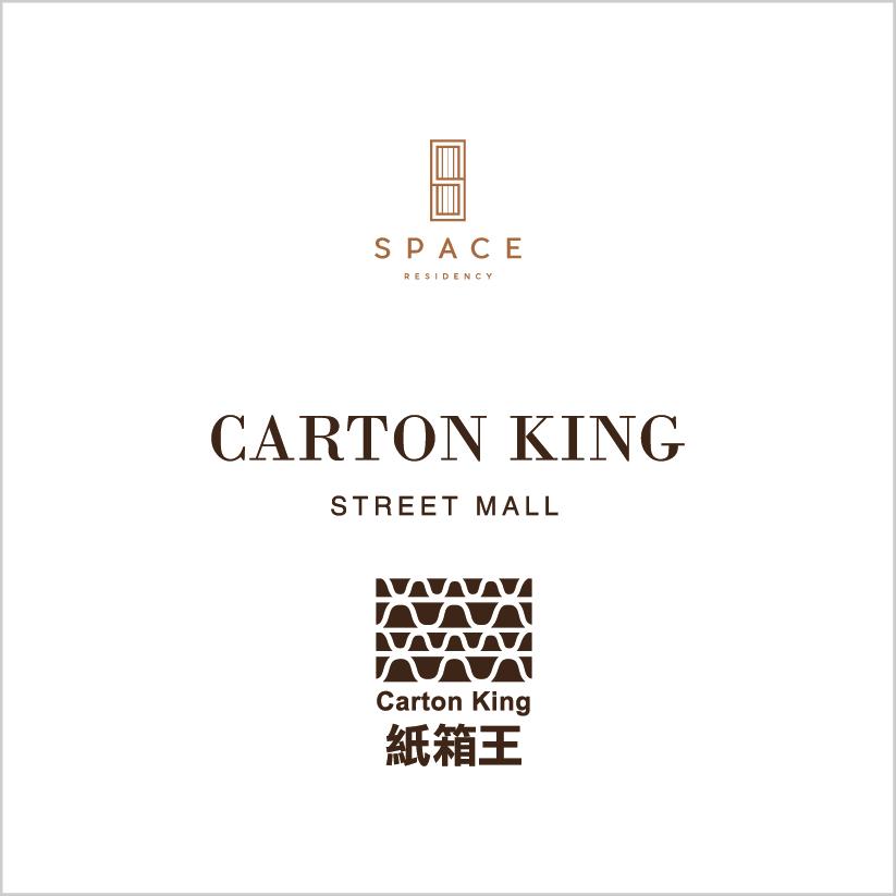 CARTON KING STREET MALL logo